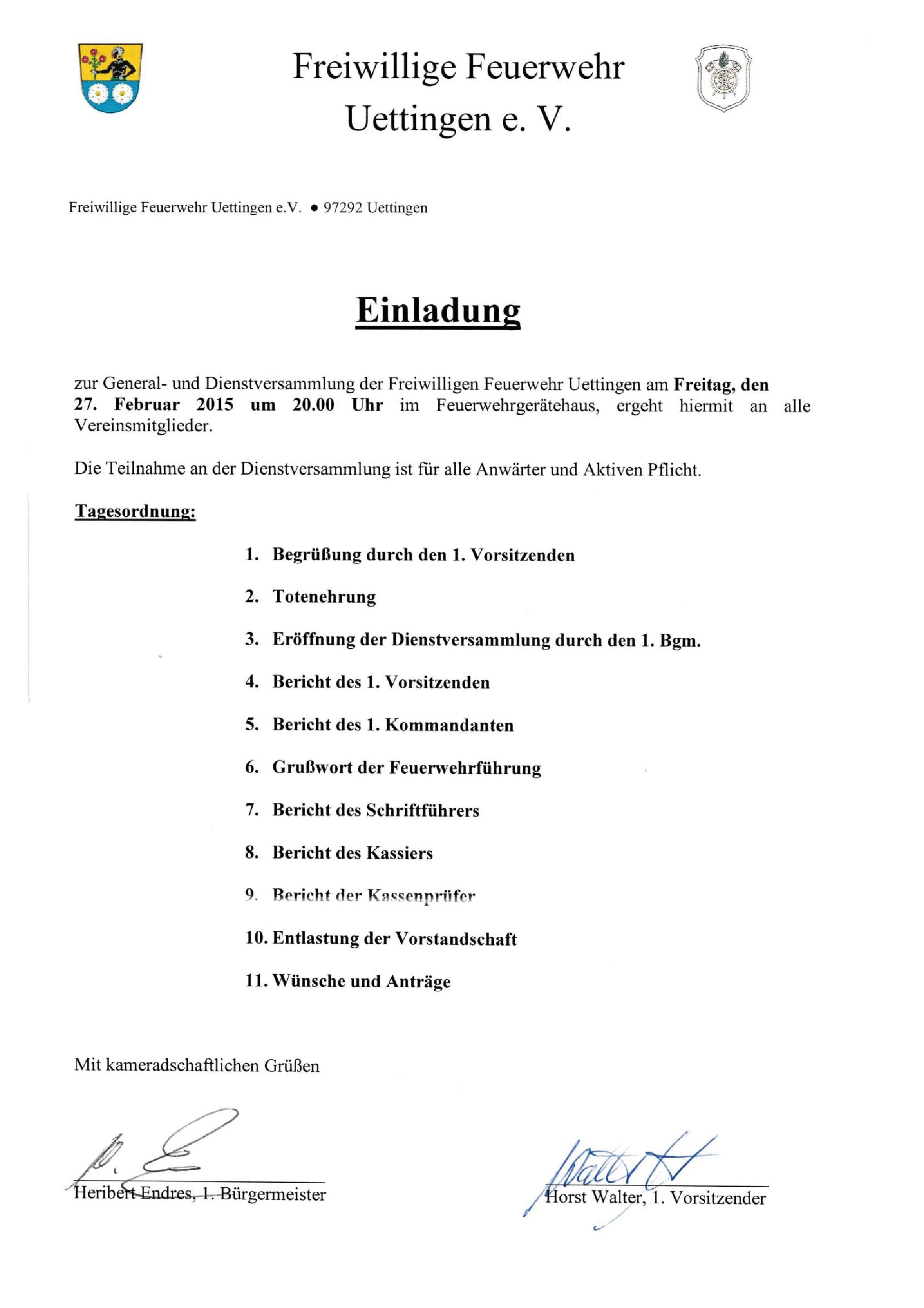 Einladung Generalversammlung 2015-001